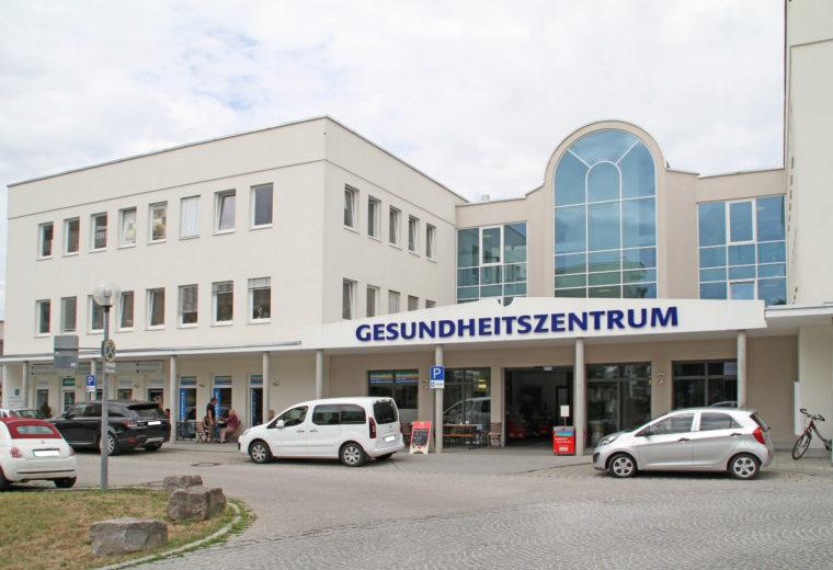 Gewerbeeinheit im Gesundheitszentrum in Landshut zu vermieten