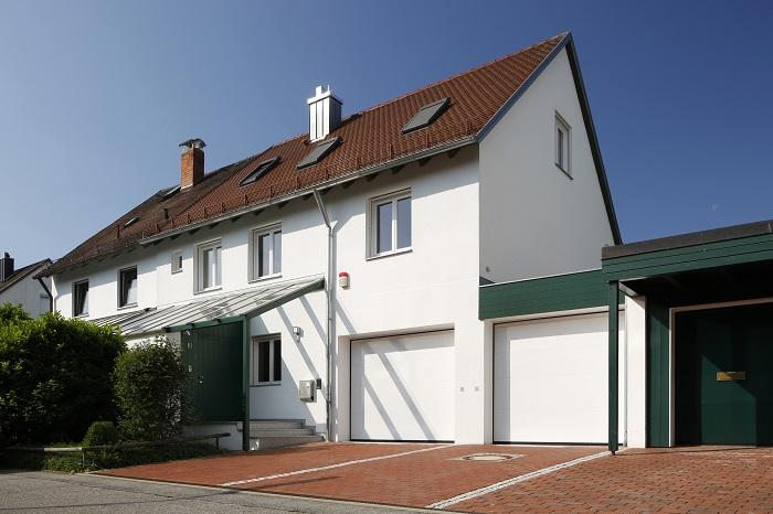 Doppelhaushälfte der Extraklasse
