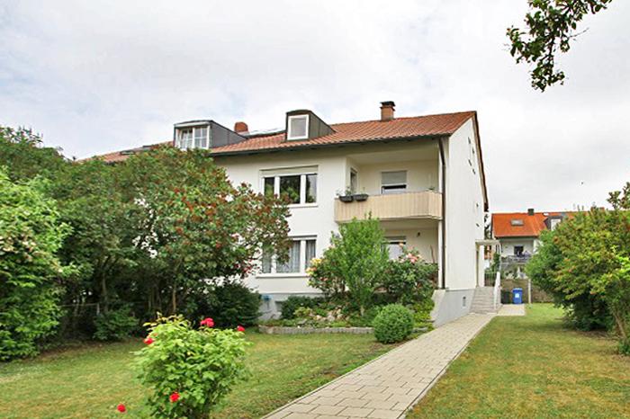 3-Zimmer-Wohnung in Landshut-West