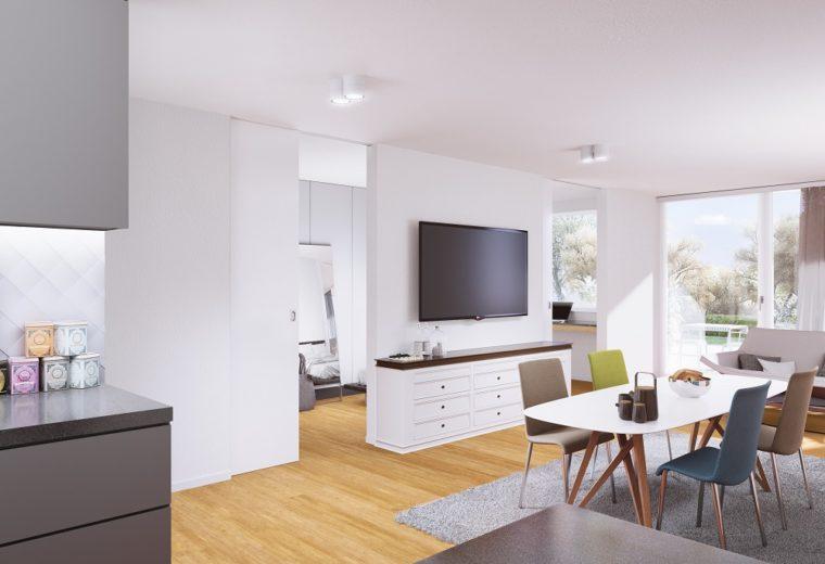 Barrierefreie 2-Zimmer-Wohnung in hervorragender Lage