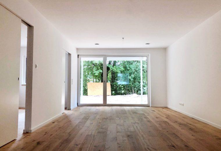 Barrierefreie 2-Zimmer-Wohnung – Erstbezug