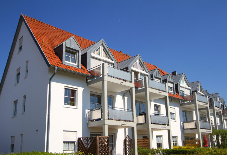 Schöne Maisonette-Wohnung mit Balkon in Dingolfing