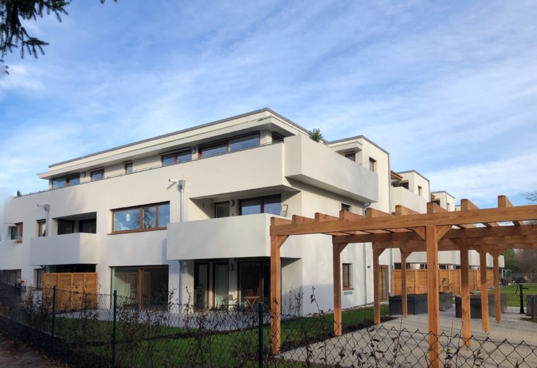 Barrierefreie 2-Zi.-Wohnung in Piflas, Erstbezug, Terrasse, Balkon – WOHNKONZEPT 50+